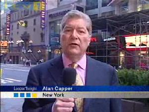 Allan Capper - Foreign Press Association